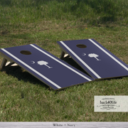 Handcrafted Cornhole Set - South Carolina Palmetto (CH-001h)