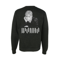 WONHO PHOTO CREWNECK