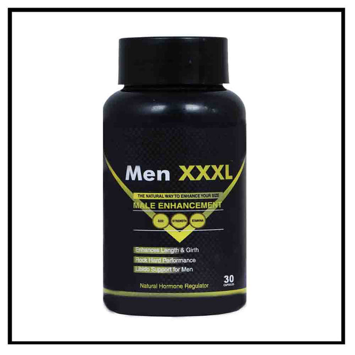 MenXXXL Capsule - Male Enhancement