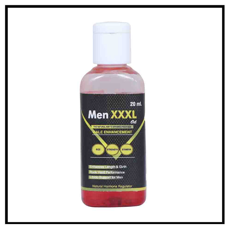 MenXXXL Oil - Male Enhancement