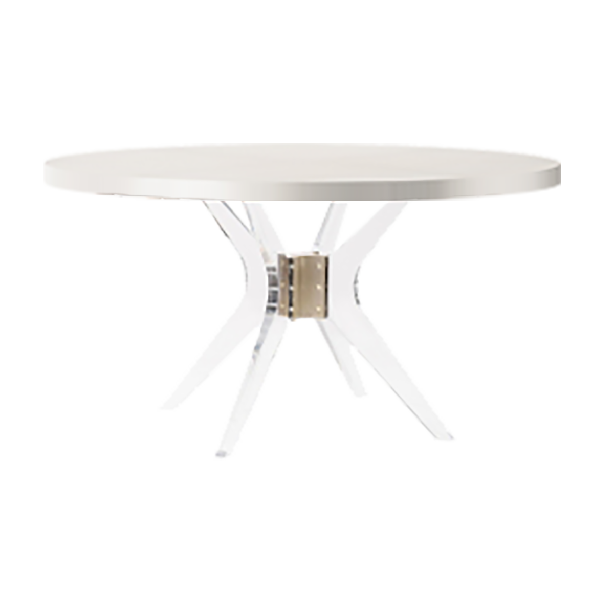 Ariel Round Dining Table-SB