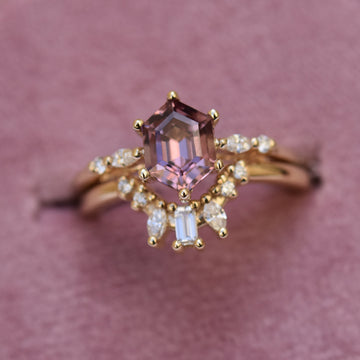 Astra Ring - Pink Spinel