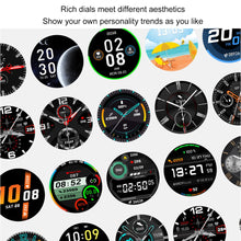 Carregar imagem no visualizador da galeria, Smart Watch DT-92 Bluetooth Call Smart Full Touch Screen IP68 à Prova D'água para Android e IOS Sports Fitness