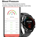 Smart Watch DT-92 Bluetooth Call Smart Full Touch Screen IP68 à Prova D'água para Android e IOS Sports Fitness