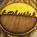 Load image into Gallery viewer, The Fellowship of the Ring Hand Painted