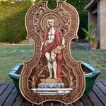 Load image into Gallery viewer, The Saint Wood Violin