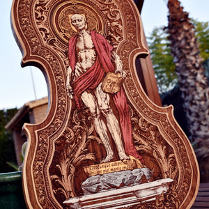 The Saint Wood Violin
