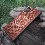 Load image into Gallery viewer, Celtic Knot Phone Case