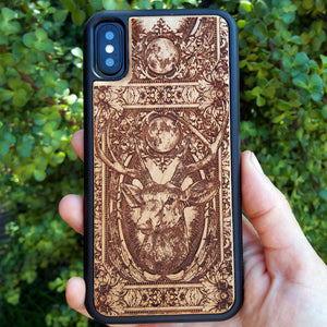 deer ram phone case