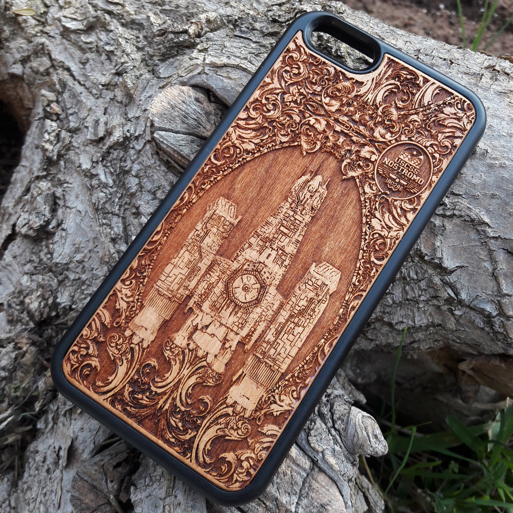 genuine wooden cases for iphone