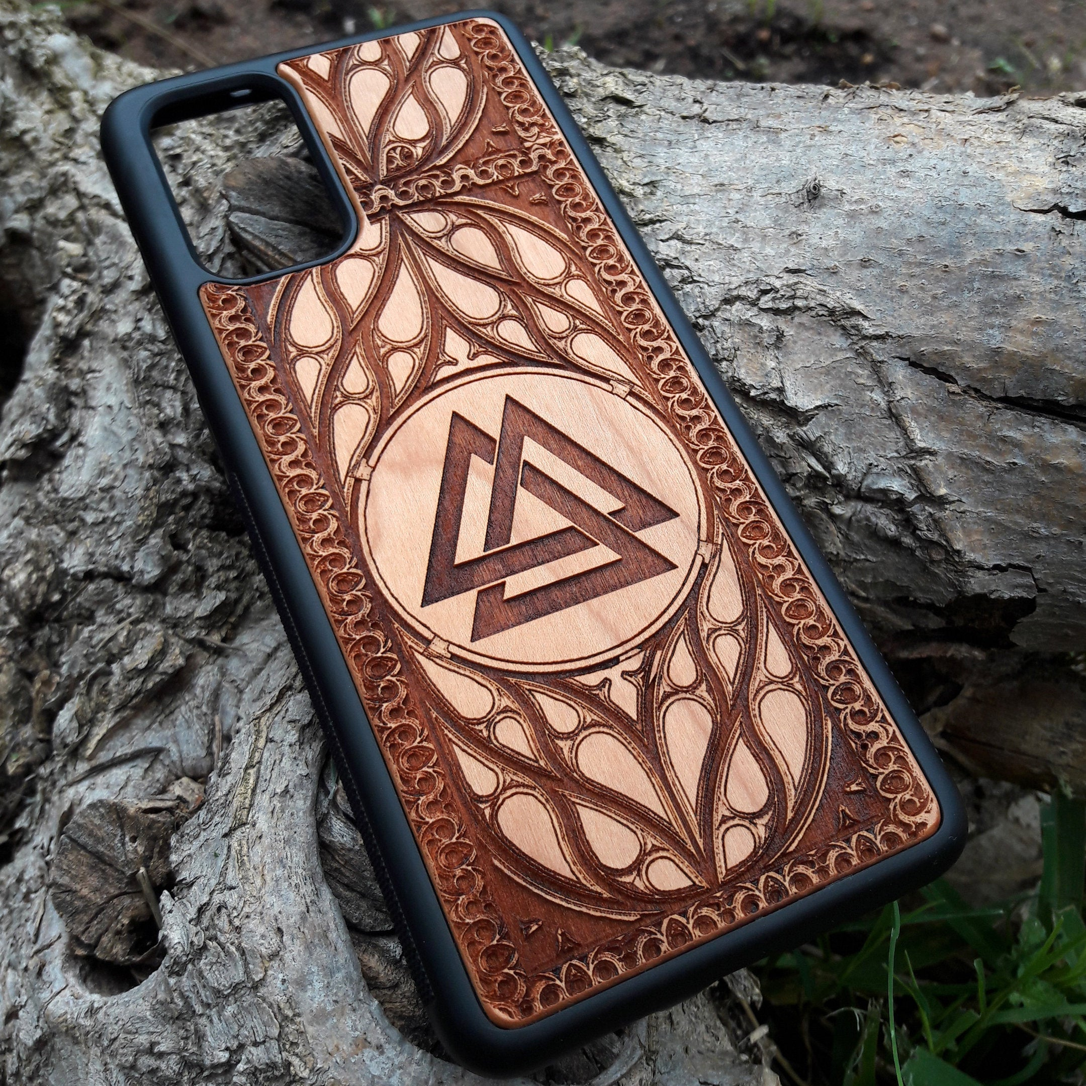 Valknut Phone Cases