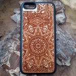 Load image into Gallery viewer, mandala phone case