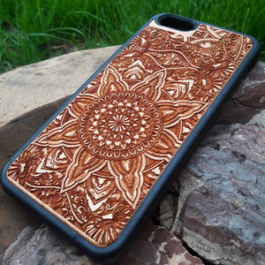 mandala phone cover