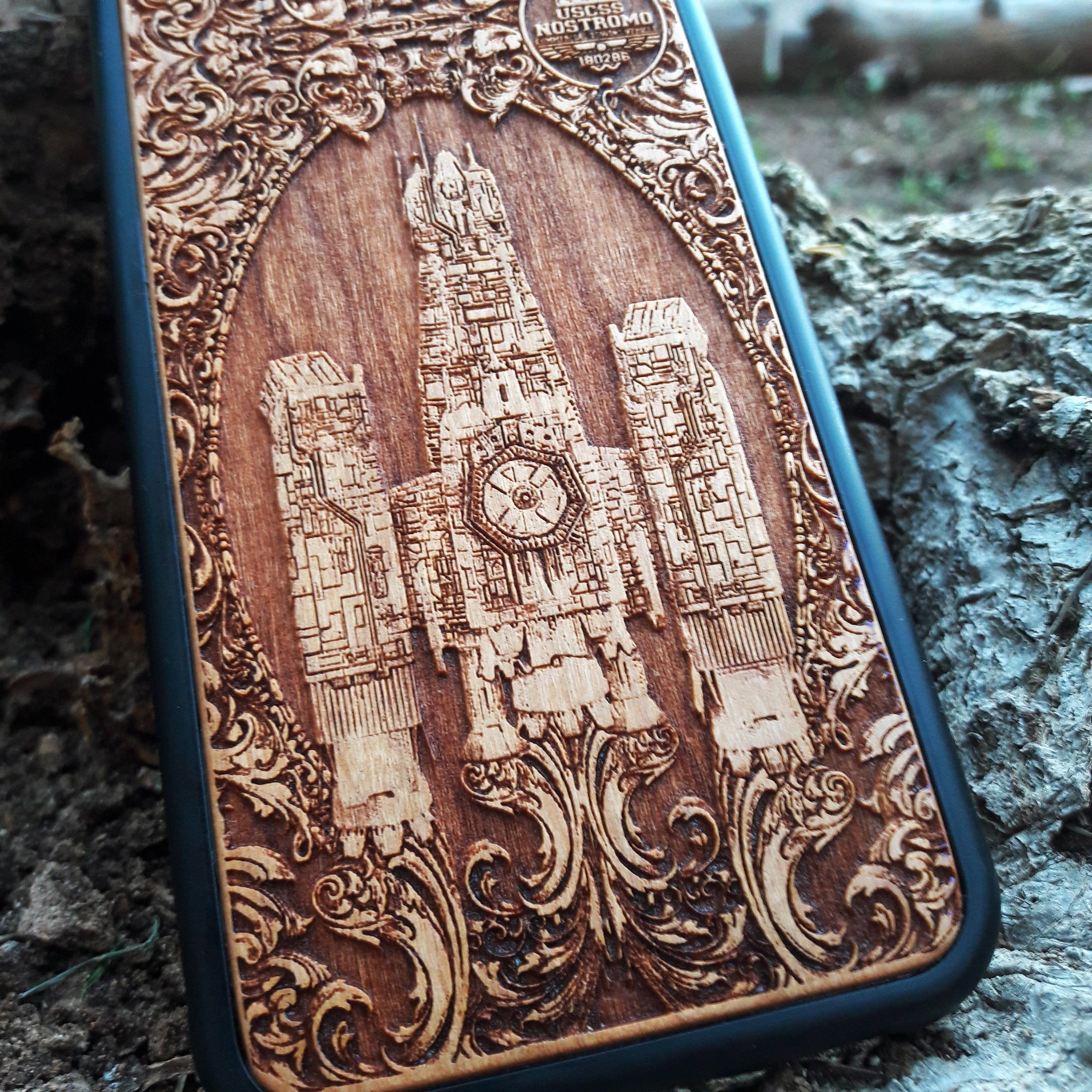 genuine wooden covers for iphone