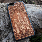 Load image into Gallery viewer, wood iphone 7 case