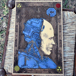 Load image into Gallery viewer, Robocop Hand Painted