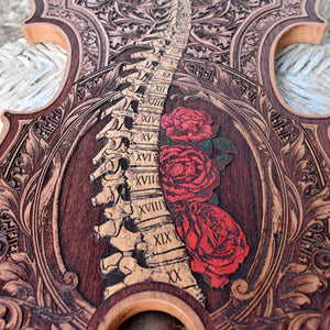 Spine - Violin - Limited Edition of 50