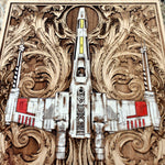 Load image into Gallery viewer, Star Wars X Wing Hand Painted