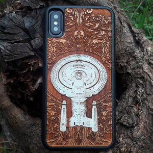 wood iphone xr phone case