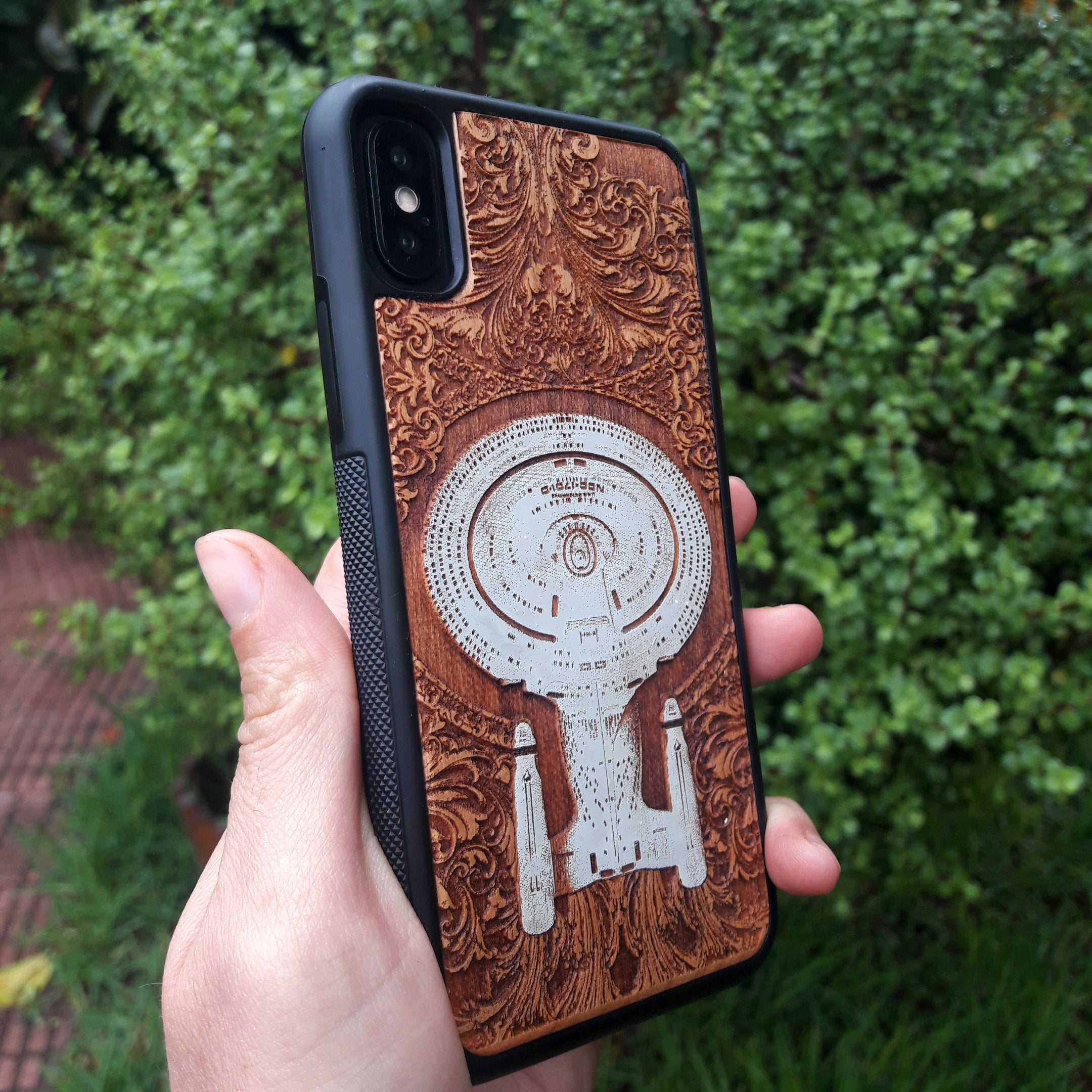 unique phone cover design