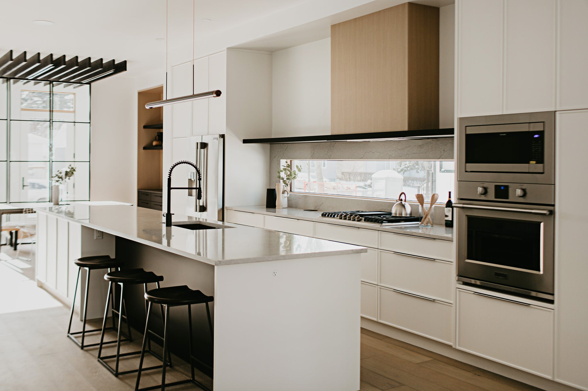 Nancy Surby from NAKO Design. Interior design firm based out of Calgary Alberta.