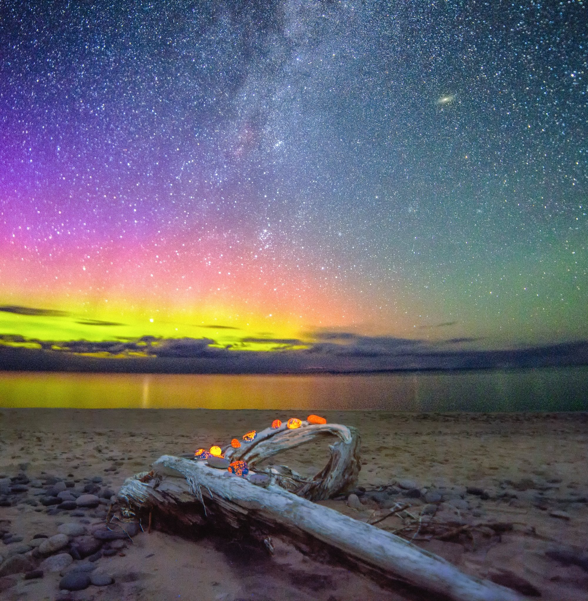 Aurora collection by Michigan Milkyway