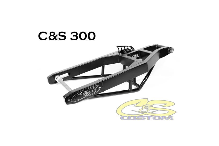 Suzuki GSX-R1000 300 Dual Side Swingarm