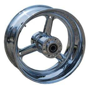 Factory Replica 240D Black Rear Wheel - Honda RVT1000-R