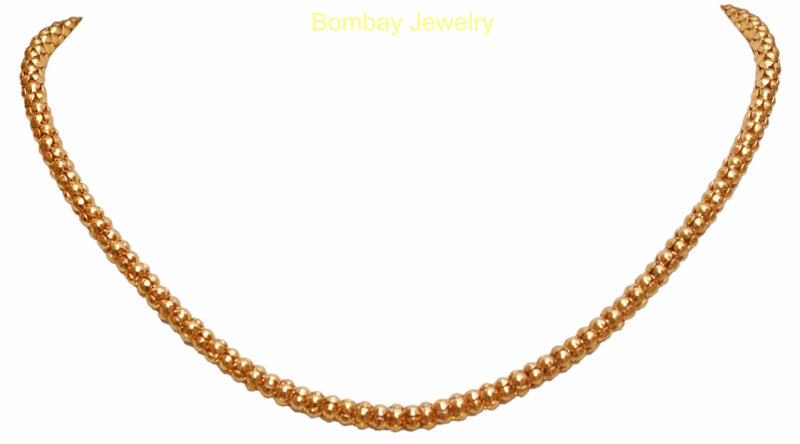 GOLPLATED SIMPLE CHAIN