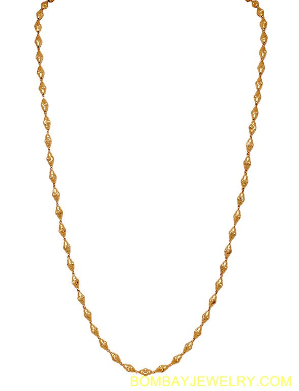 goldplated chain