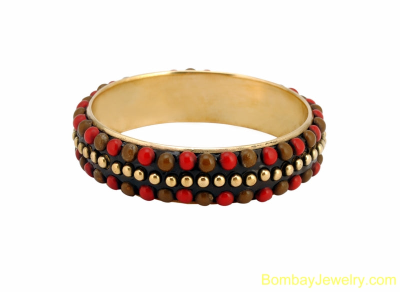 BEAUTIFUL BLACK FASHION BANGLE