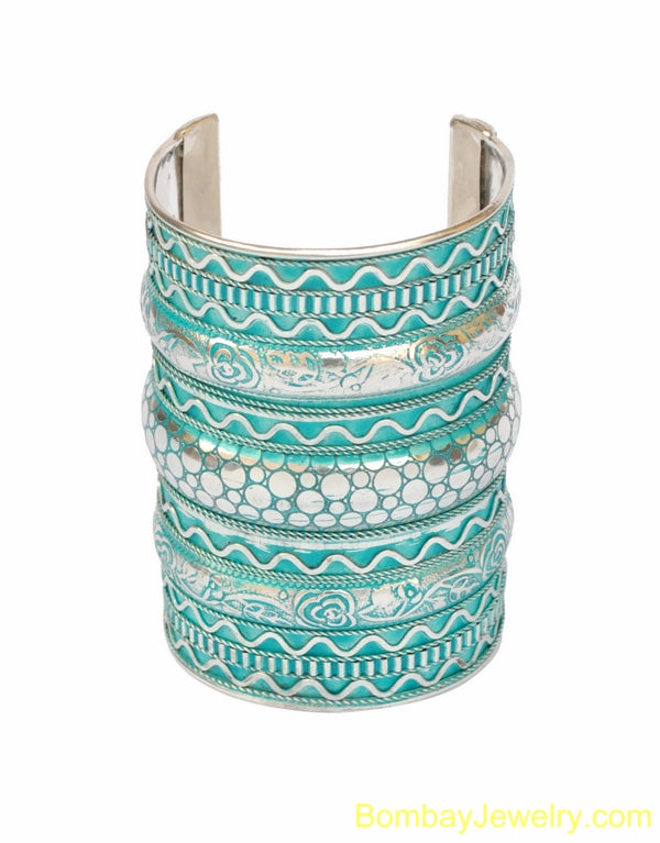 beautiful cuff bangle