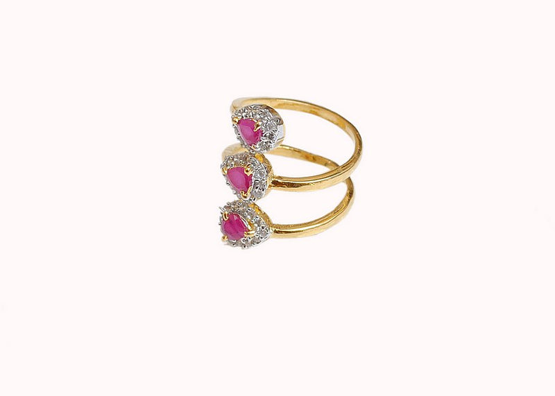Beautiful diamond ring-1136