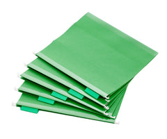 Green Hanging File Folders