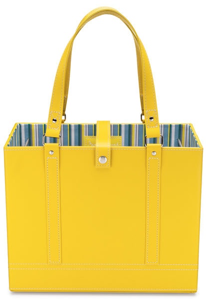 Sunflower File Tote