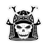 Samurai Skull Sticker - Coleition