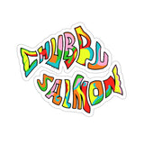 Chubby Salmon Stickers 2nd Edition - Coleition