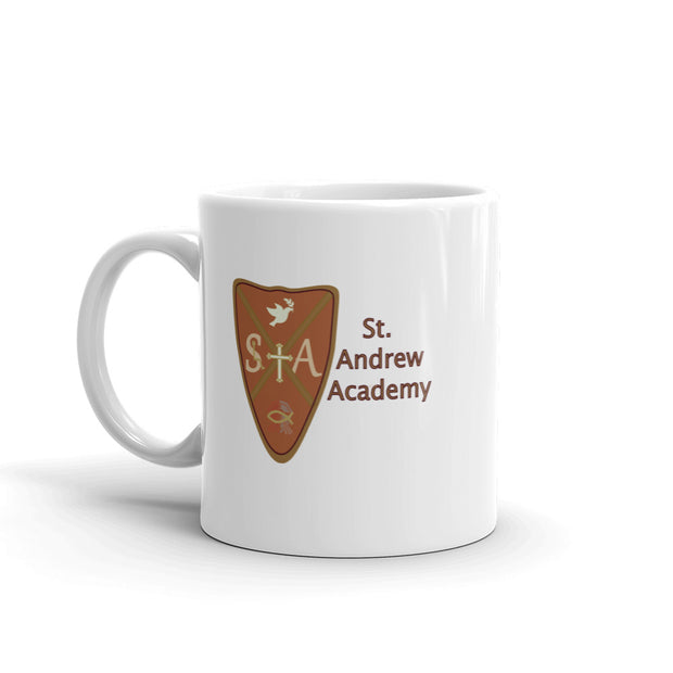 "St. Andrew Academy ""Diamond"" Coffee Mug"
