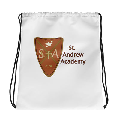St. Andrew Academy Drawstring bag