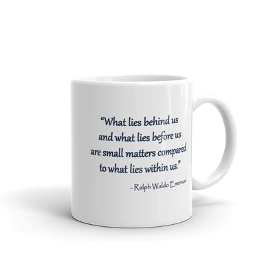 "St. Andrew Academy ""What Lies Within Us"" Coffee Mug (2.0)"