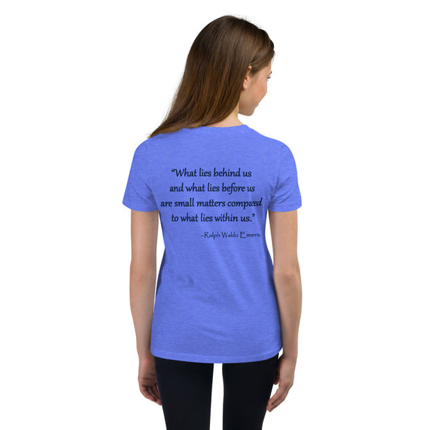 "St. Andrew Academy ""What Lies Within"" Youth Short Sleeve T-Shirt"