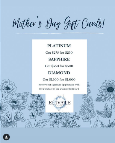 ELIVATE Gift Card