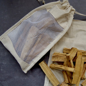 Green Tree Palo Santo Sticks
