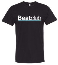 Load image into Gallery viewer, Beatclub Logo Tee (Black)