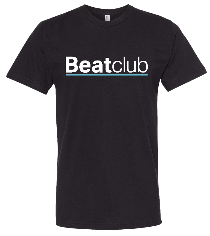 Beatclub Logo Tee (Black)