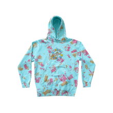 "Load image into Gallery viewer, ""MINTED"" Painted Hoodie"