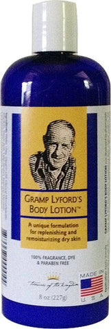 Gramp Lyford's Body Lotion