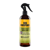YAYA Orgaanics! DOG WHISPERER (by YAYA Organics) All-Natural Tick Repellent Spray 16 oz