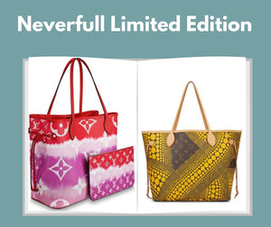 Louis Vuitton Neverfull Limited Edition by Year that LV Lovers Should Know!