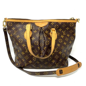 Louis Vuitton  Monogram Palermo PM Tote Bag.